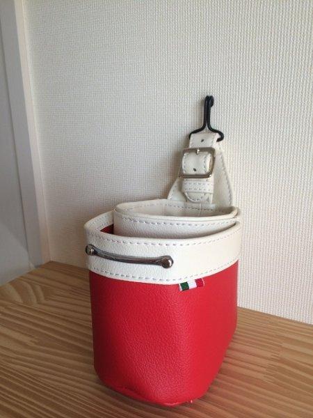 画像1: 🇮🇹あっずホルダー500kina(合皮モデルペットボトルサイズ) (1)