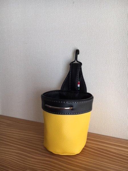 画像1: 🇮🇹あっずホルダー500SV39(合皮モデルペットボトルサイズ シンプルver.) (1)